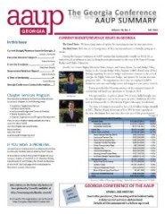 2020 winter 3691 AAUP Newsletter Design Only